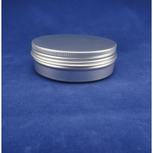 100g aluminum cans 82*27mm with screwing cap(FAJ8227)