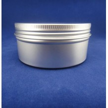 150g aluminum jar 82*38mm with screwing cap(FAJ8238)