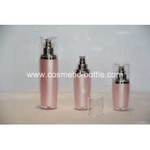 30 ml acrylic bottle in oval shape(FA-10-B30)