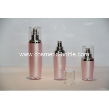15 ml acrylic bottle in oval shape(FA-10-B15)