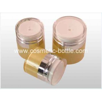 15ml 30ml 50ml Acrylic Airless Jars for Cream (FB-06 series)