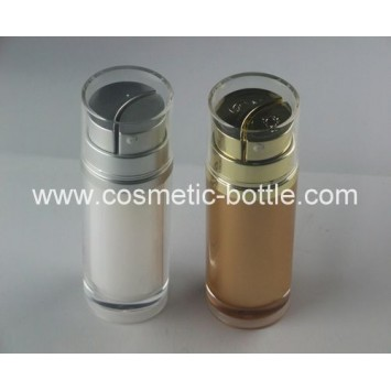 40ml airless bottle in acrylice material(FB-02-B40)