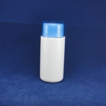 100ml plastic lotion bottle (FPE100-B)