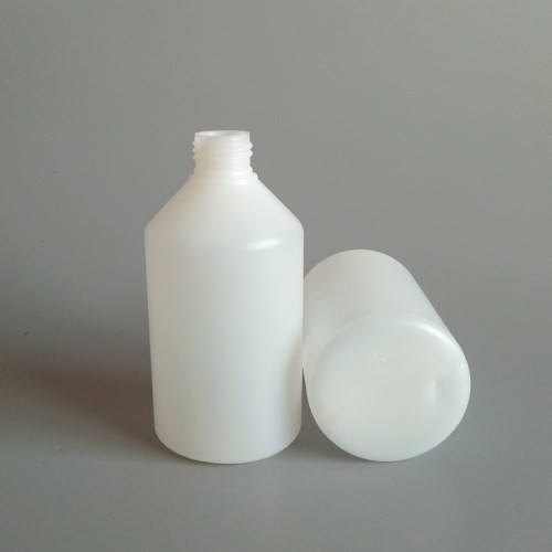300ml Hdpe Plastic Lotion Shampoo Bottle New Item Fpe300 B