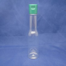 100ml plastic bottle in special shape(FPET100-D)