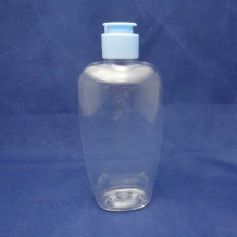 100ml PET bottle with flip cap(FPET100-F)