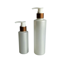 4oz and 8oz cylinder PET bottle (FPET125-B & FPET250-O)