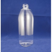 5 oz plastic cosmetic bottle(FPET150-D)