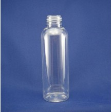 5 oz plastic cosmetic bottle in tall boston shape(FPET150-E)
