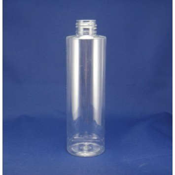 300ml cylinder PET bottles for cosmetic(FPET300-A)