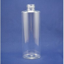 270ml plastic shampoo bottle cylinder(FPET270-E)