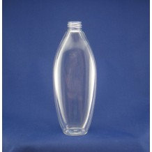 300ml PET cosmetic bottle oval(FPET300-C)