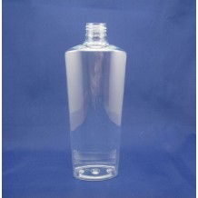 300ml oval PET lotion bottle (FPET300-E)