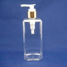 300ml PET bottles with pump, lotion dispenser(FPET300-I)