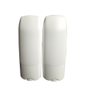 45ml and 75ml HDPE tottle series with tamper-evident disc cap